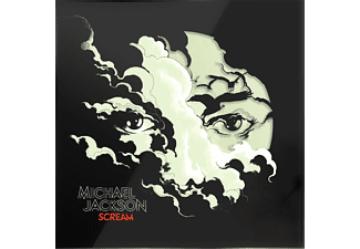 Michael Jackson - Scream (Coloured) (Limited Edition) (Vinyl LP (nagylemez))