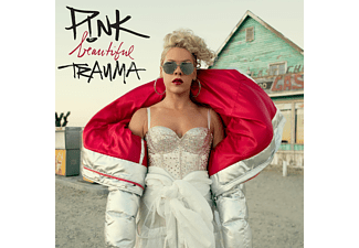 Pink - Beautiful Trauma (CD)