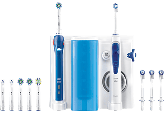 ORAL-B Center 3000 Mundpflegecenter Weiß/Dunkelblau