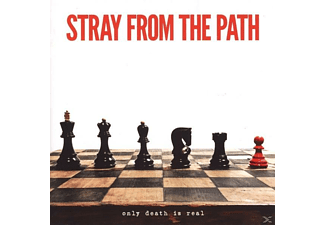 Stray From The Path - Only Death is Real - (CD)