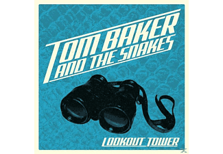 Tom Baker & The Snakes - Lookout Tower - (Vinyl)