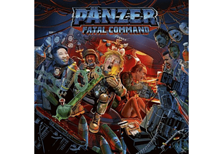 Pänzer - Fatal Command - (CD)