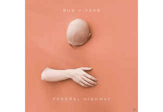 Bus Vipers - Federal Highway EP - (Vinyl)
