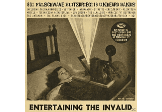 Various/Matt Wand - Entertaining The Invalid - (CD)