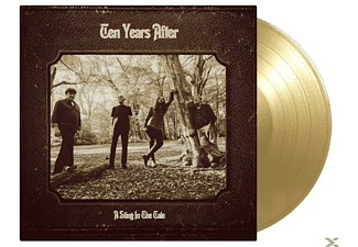 Ten Years After - A Sting In The Tale (LTD Gold Vinyl) - (Vinyl)
