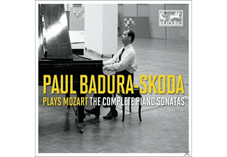 Paul Badura-Skoda - The Complete Piano Sonatas - (CD)