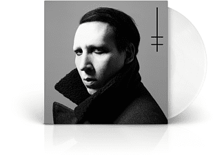 Marilyn Manson - Heaven Upside Down Ltd. White Vinyl - Exklusiv (Inkl.MP3 Downloadcode) [Vinyl]