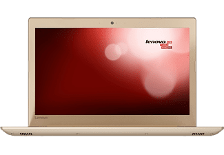 "LENOVO Ideapad 520-15IKB arany notebook 80YL00A9HV (15,6"" FullHD IPS/Core i5/4GB/1TB HDD/940MX 4GB VGA/DOS)"