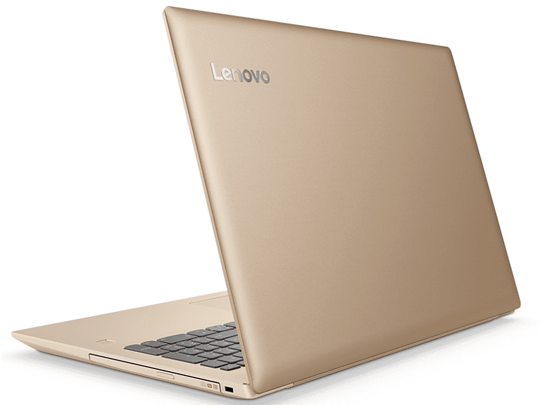 "LENOVO IdeaPad 520 arany notebook 80YL00AJHV (15.6"" IPS/Core i5/4GB/128GB SSD + 1TB HDD/GT940MX 4GB/DOS)"