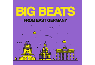 VARIOUS - Big Beats from East (Exklusiv) - (CD)