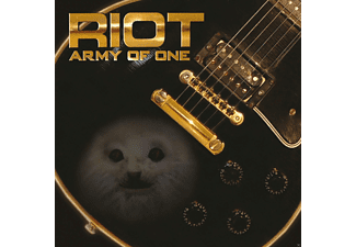 Riot - Army of One (Reissue) - (CD)