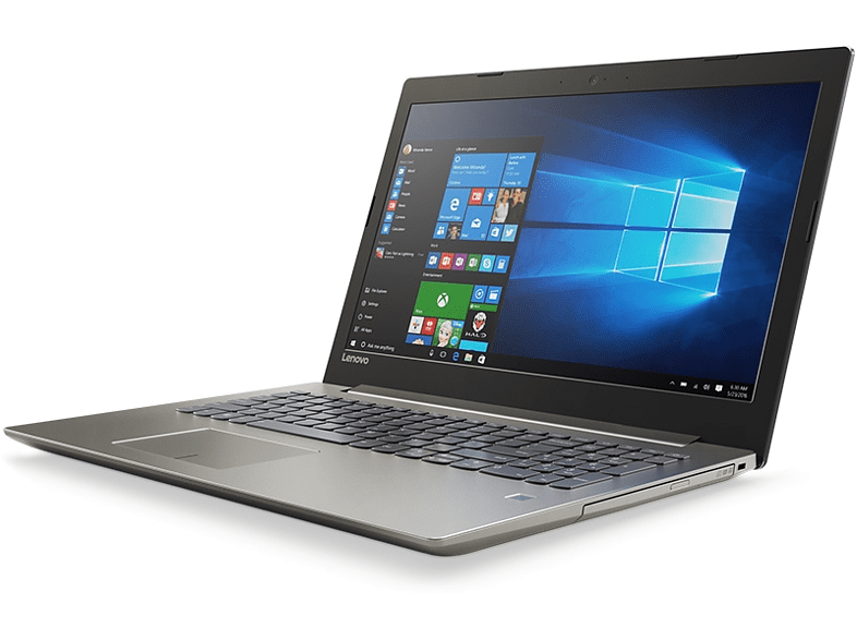 "LENOVO IdeaPad 520 szürke notebook 80YL00AKHV (15.6"" IPS/Core i5/4GB/500GB HDD/GT940MX 4GB/DOS)"