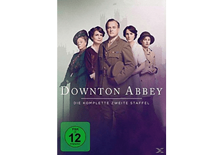 Downton Abbey - Staffel 2 - (DVD)