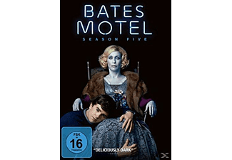 Bates Motel - Staffel 5 - (DVD)
