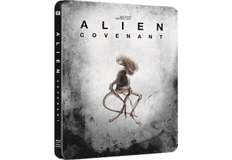 Alien Covenant Steelbook Blu-ray
