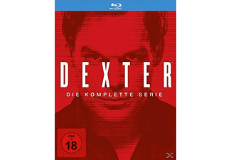 Dexter Season 1-8 [Blu-ray]