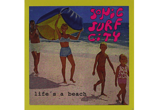 Sonic Surf City - Lifes A Beach - (CD)