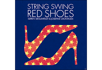 String Swing - Red Shoes - (CD)