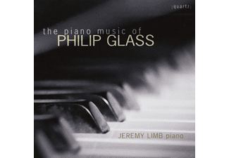 Jeremy Limb - Philip Glass: The piano music of Philip Glass - (CD)