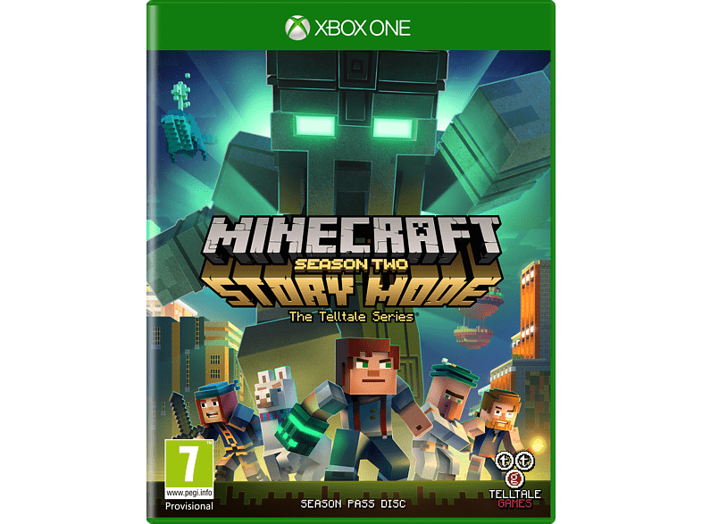 Minecraft Story Mode - Season Two Xbox One gaming games xbox one games