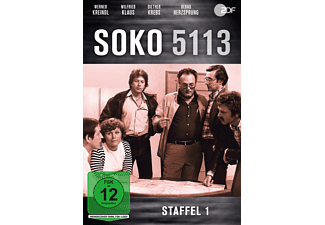 Soko 5113 - Staffel 1 - (DVD)