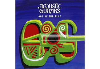 Acoustic Guitars - Out Of The Blue - (CD)