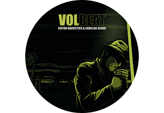 Volbeat - Guitar Gangsters & Cadillac Blood [Vinyl]