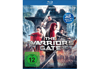 Warriors Gate - (3D Blu-ray (+2D))