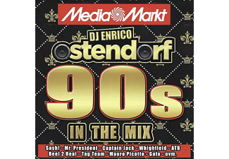 Various - 90s In The Mix - (CD)