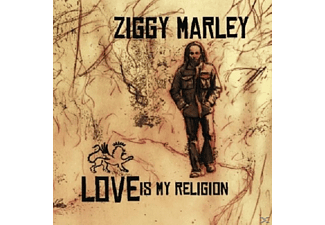 Ziggy Marley - Love Is My Religion - (Vinyl)