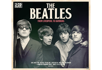 The Beatles - From Liverpool To Hamburg - (CD)