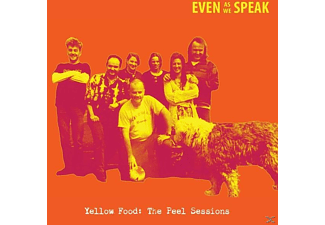 Even As We Speak - Yellow Food (The Peel Sessions) - (CD)