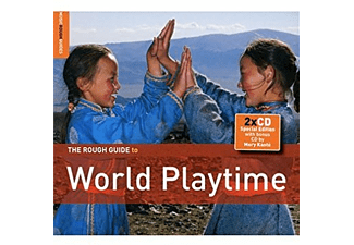 Különböző előadók - The Rough Guide To World Playtime (CD)
