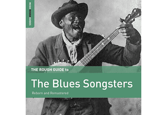 Különböző előadók - The Rough Guide To The Blues Songsters (CD)