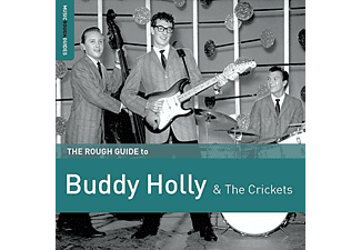 Buddy Holly - The Rough Guide To Buddy Holly & The Crickets (Vinyl LP (nagylemez))