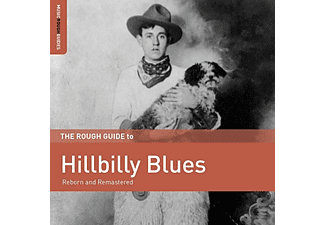 Különböző előadók - The Rough Guide To Hillbilly Blues (CD)