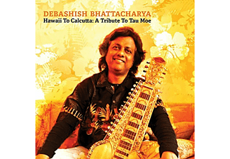 Debashish Bhattacharya - Hawaii To Calcutta: A Tribute To Tau Moe (CD)