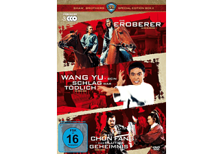 Shaw Brothers Box II - (DVD)
