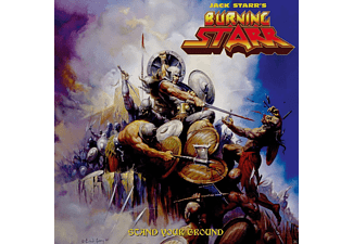 Jack Starr's Burning Starr - Stand Your Groud (Double Orange Vinyl) - (Vinyl)