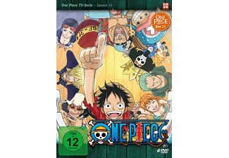 One Piece - Box 17 - (DVD)