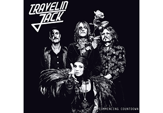 Travelin Jack - Commencing Countdown (CD)