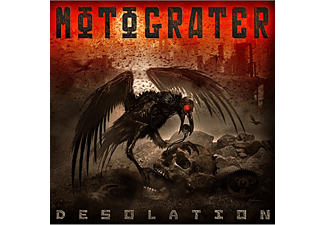 Motograter - Desolation (CD)