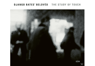 Django Bates - The Study Of Touch - (CD)