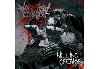 Infected Chaos - Killing Creator - (CD)