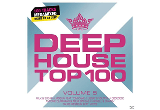 VARIOUS - Deephouse Top 100 Vol.5 - (CD)