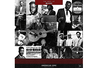 VARIOUS - American Epic:The Best Of Blues - (Vinyl)