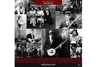 VARIOUS - American Epic:The Best Of Country - (Vinyl)