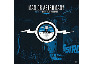 Man Or Astroman? - Live At Third Man Records - (Vinyl)