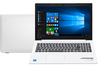 "LENOVO IdeaPad 320 fehér notebook 80XR00AVHV (15,6""/Celeron/4GB/500GB/Windows 10)"