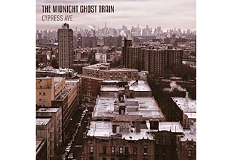 The Midnight Ghost Train - Cypress Ave (CD)
